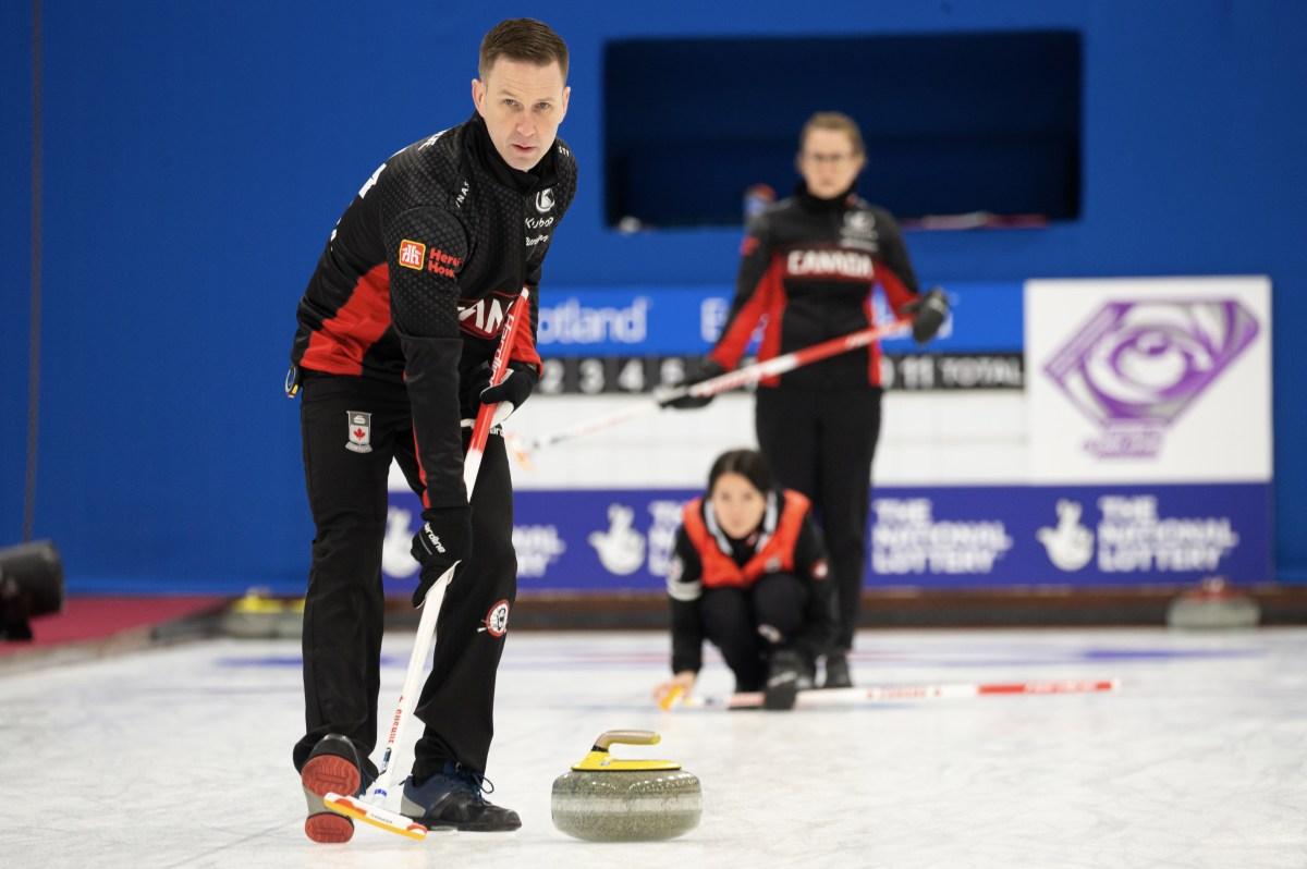 Canada • Céline Stucki-World Curling Federation