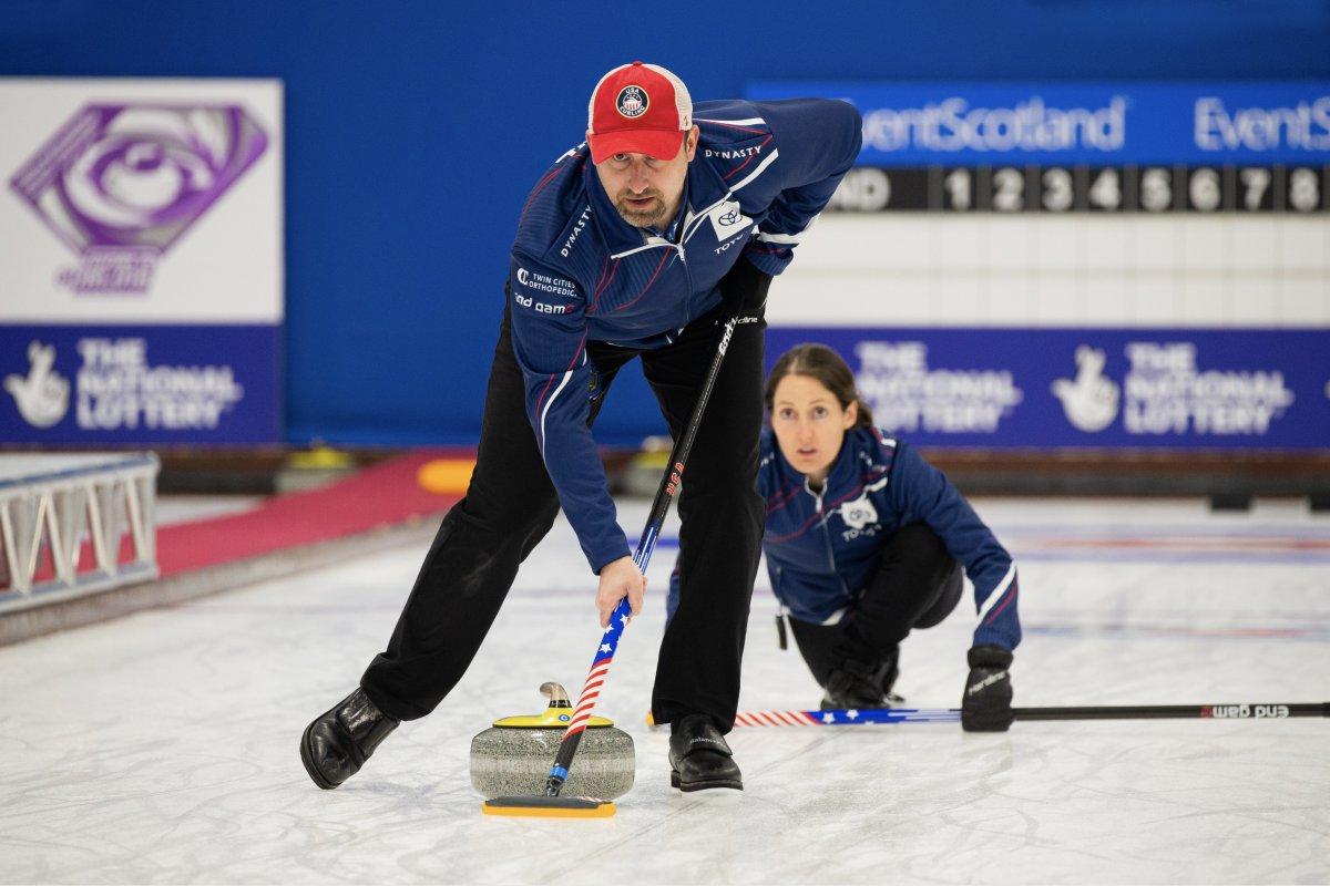 USA •Céline Stucki-World Curling Federation