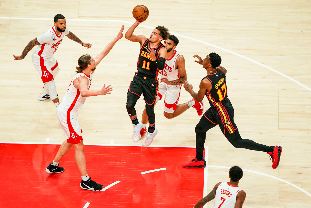 Trae Young is the MVP-caliber player that Atlanta hasn't had since the 90s.