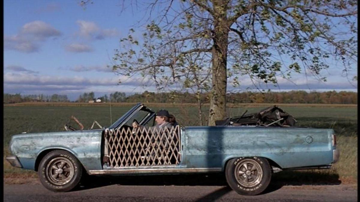 Tommy Boy Car