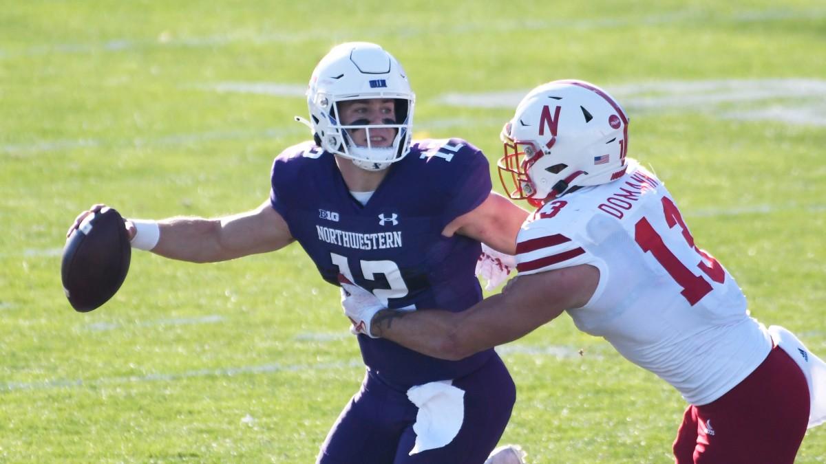 College football: Northwestern vs. Nebraska