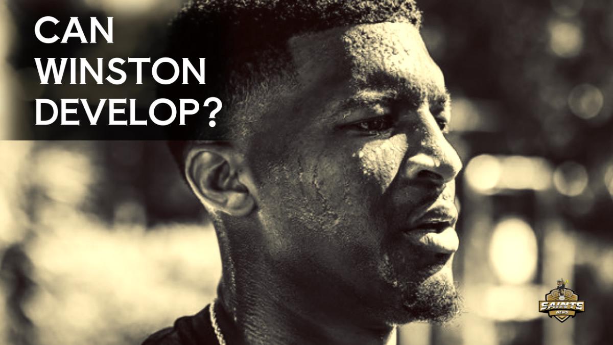 Can Jameis Winston Develop into the Saints Starting Quarterback?