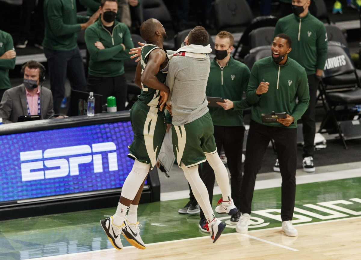 NBA Highlights: Khris Middleton Game ...