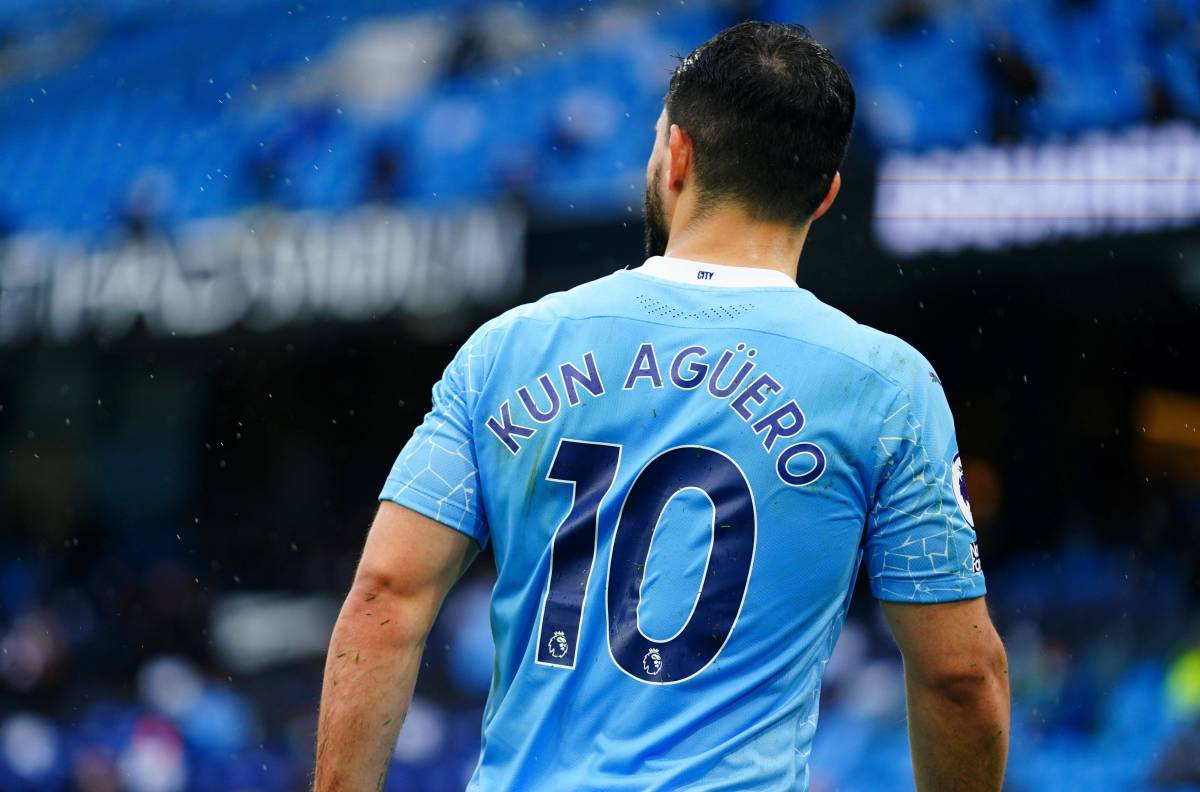 Sergio Agüero Starts On The Bench On His Final Premier ...
