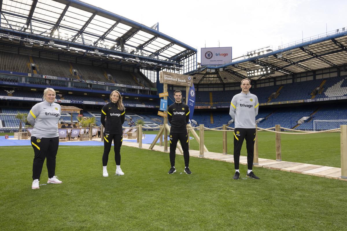 Trivagao Chelsea 12