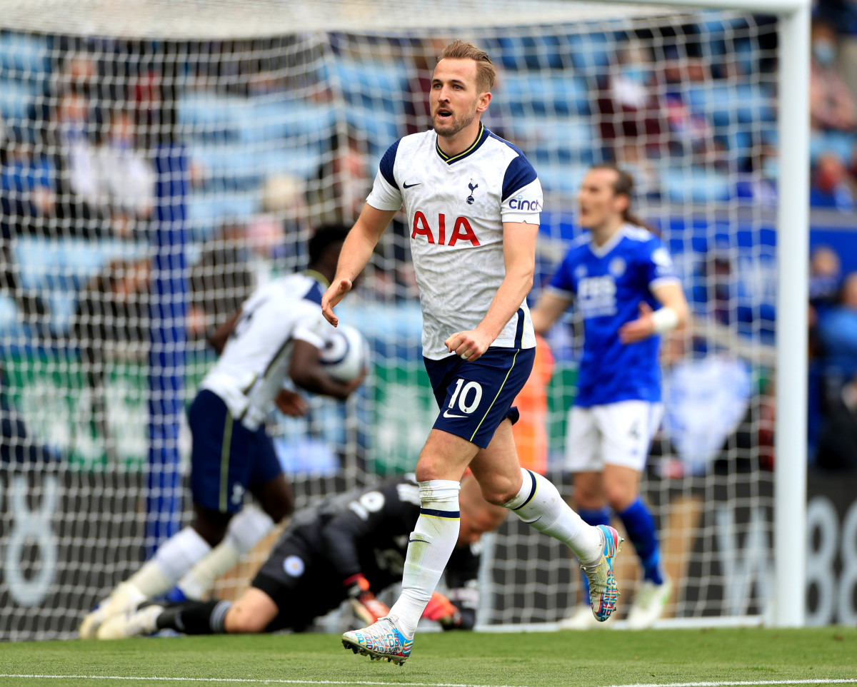 Tottenham's Harry Kane is attracting interest from Champions League winners Chelsea and Premier League Champions Manchester City