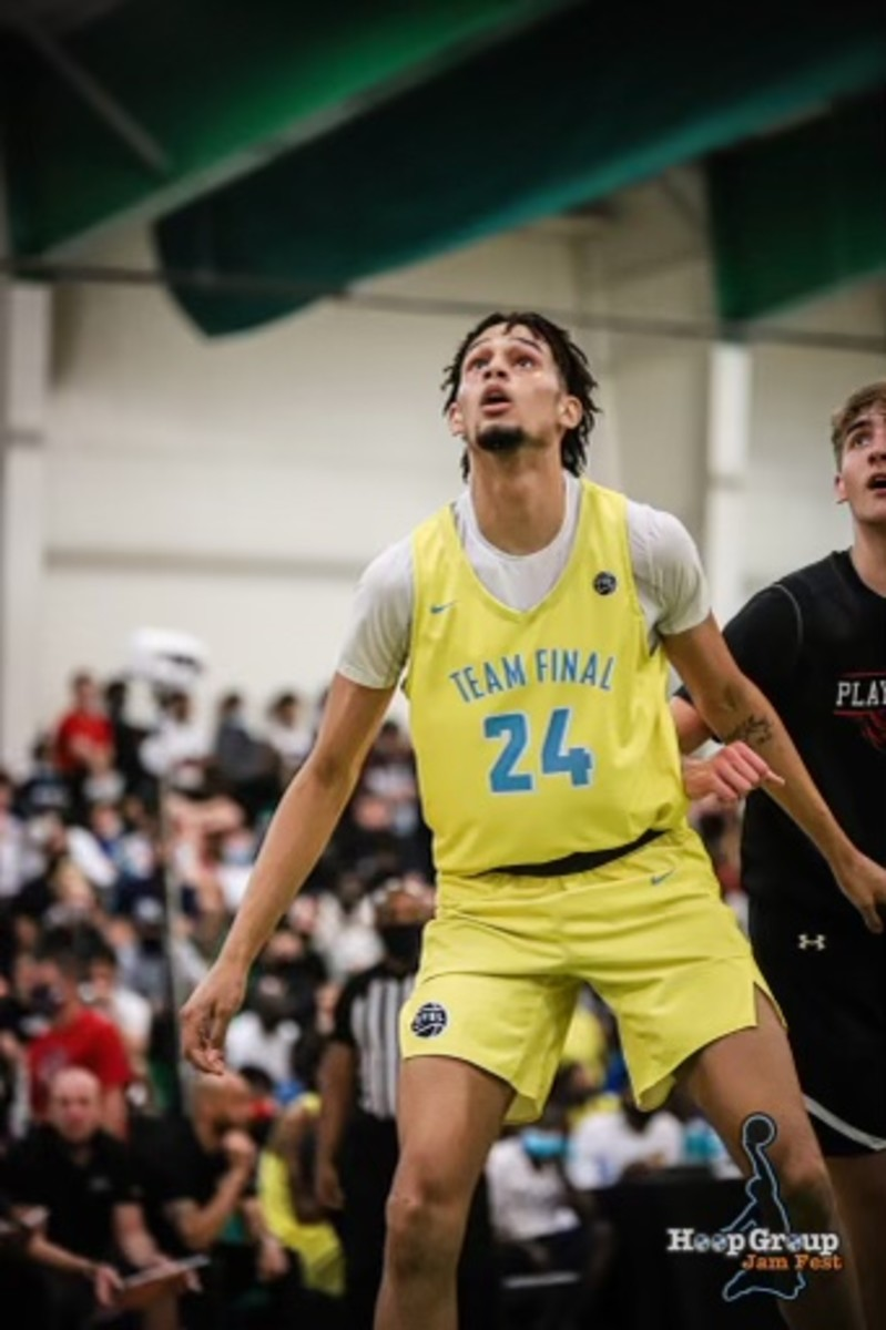 Elite Center Dereck Lively Has Become a Hot Commodity in 2022