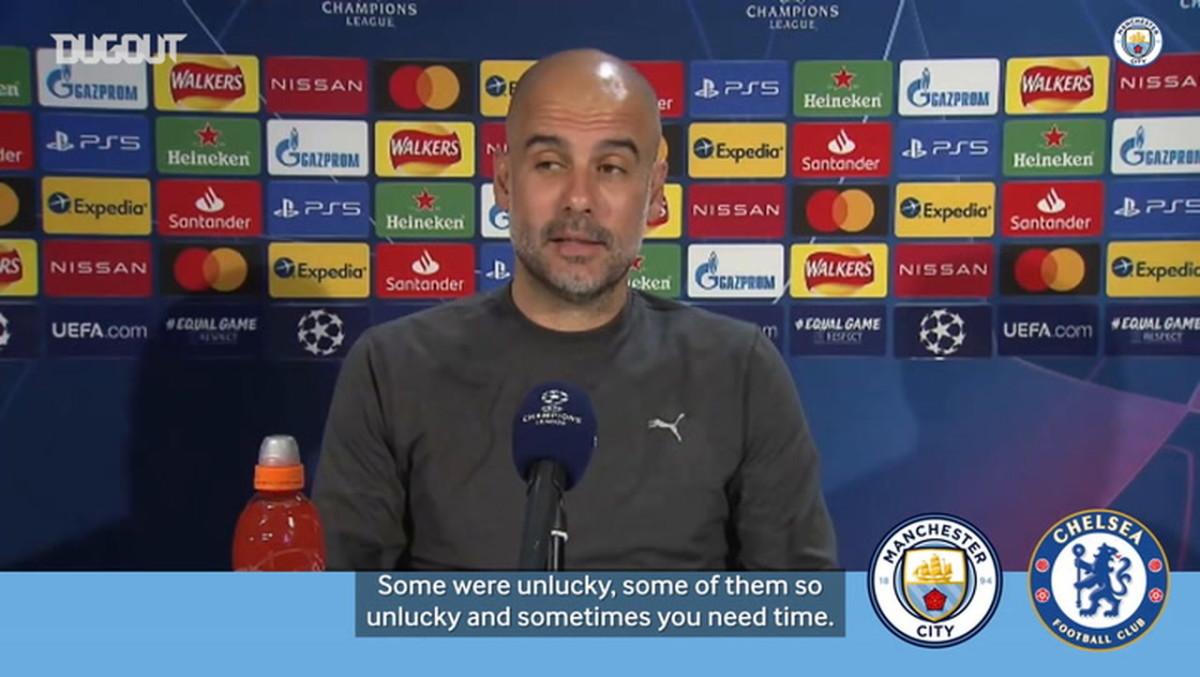 Guardiola previews Chelsea ahead of Champions League final ...