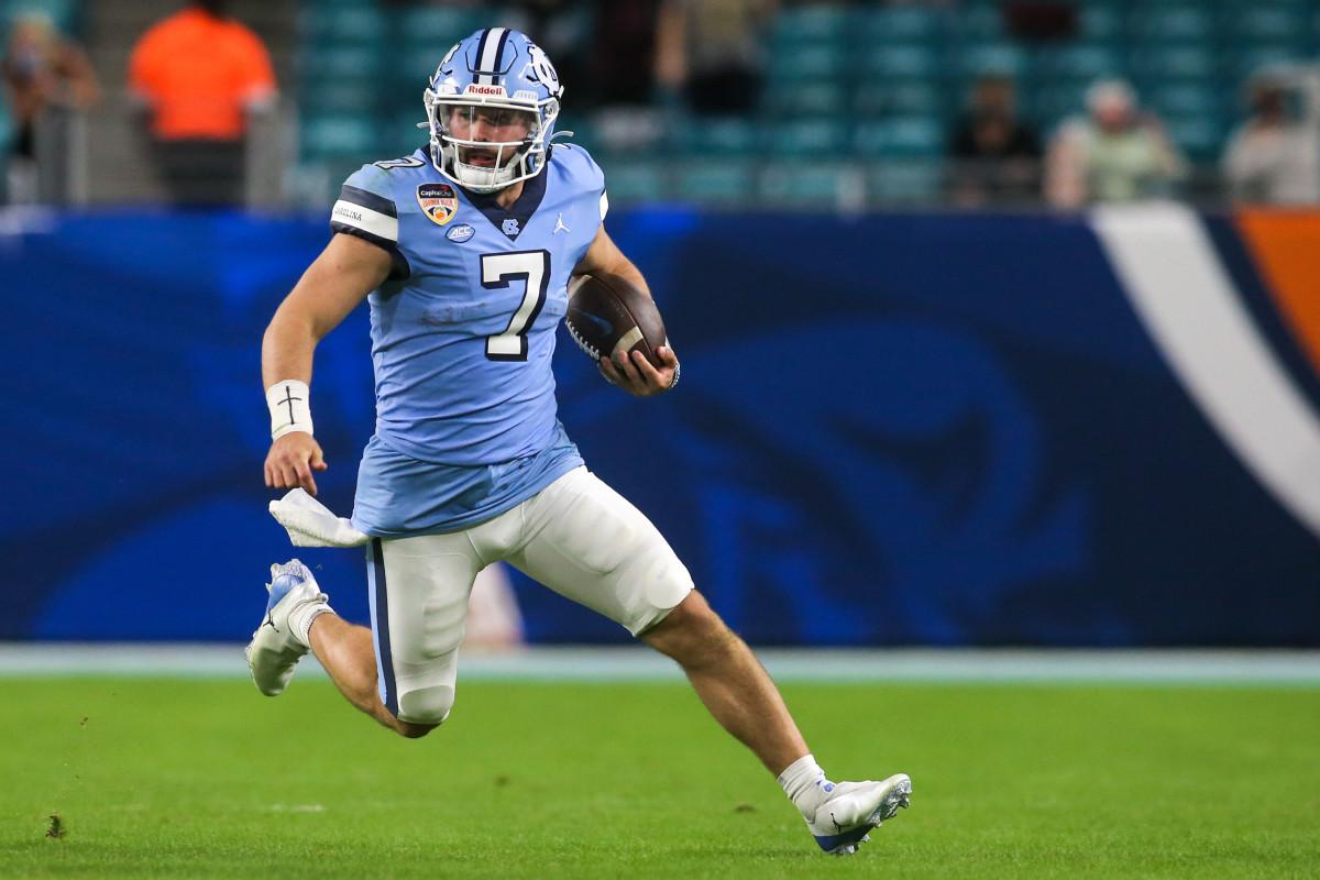 Top Five North Carolina Prospects in 2022 NFL Draft