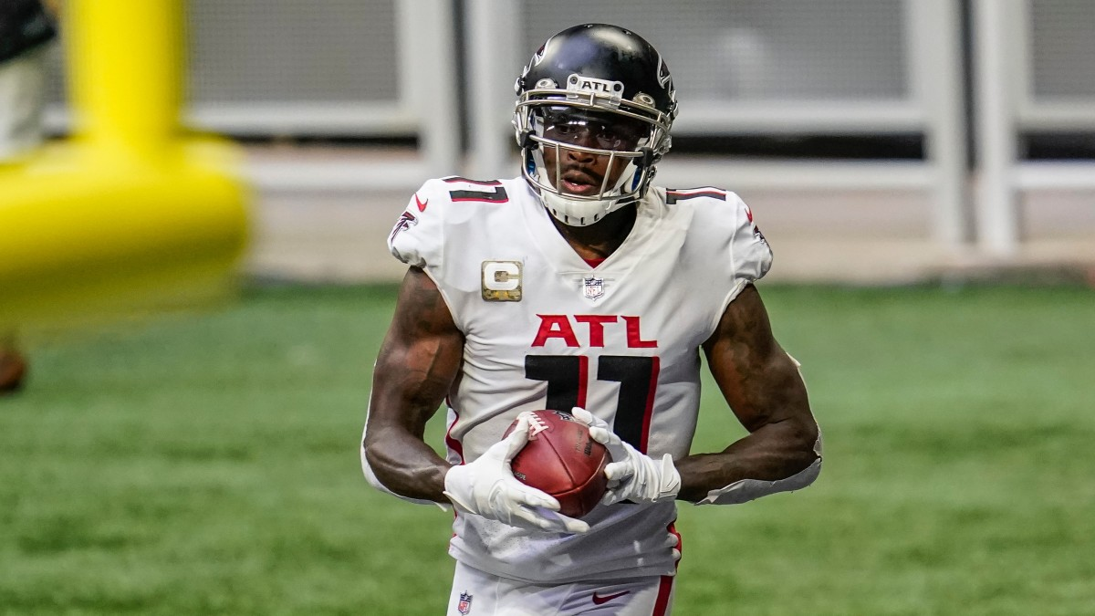 Julio Jones trade rumors: Falcons offered first-round pick ...