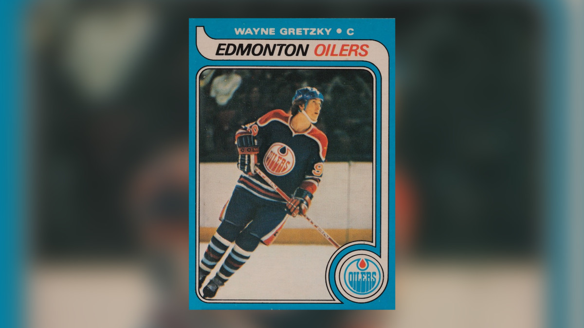 Wayne Gretzky RC