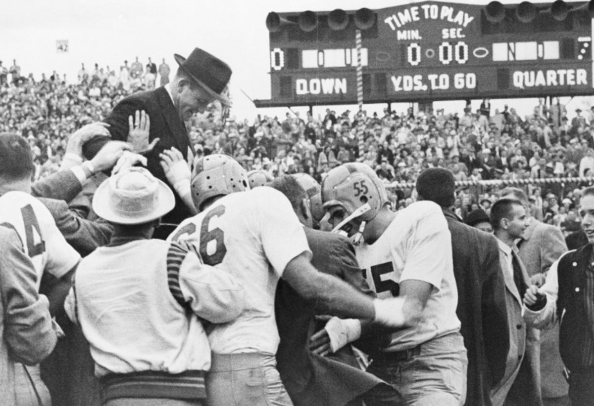 1957 OU vs Notre Dame