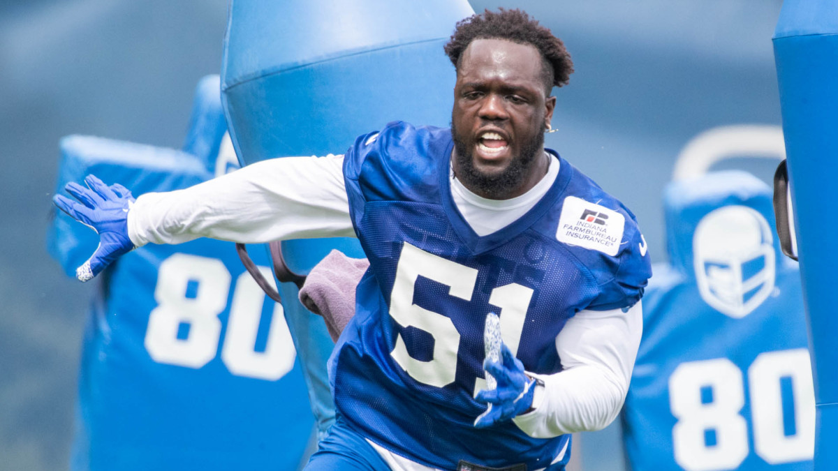 Indianapolis Colts Kwity Paye