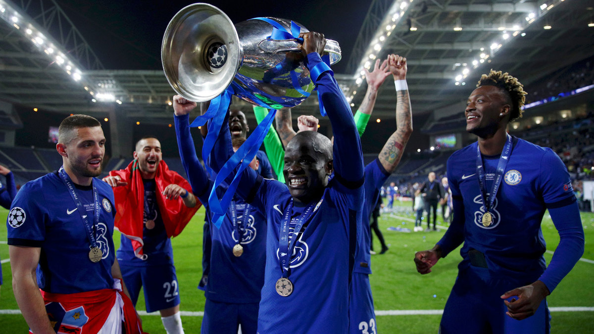 N'Golo Kante: Humble Chelsea star vital in Champions League final - Sports  Illustrated