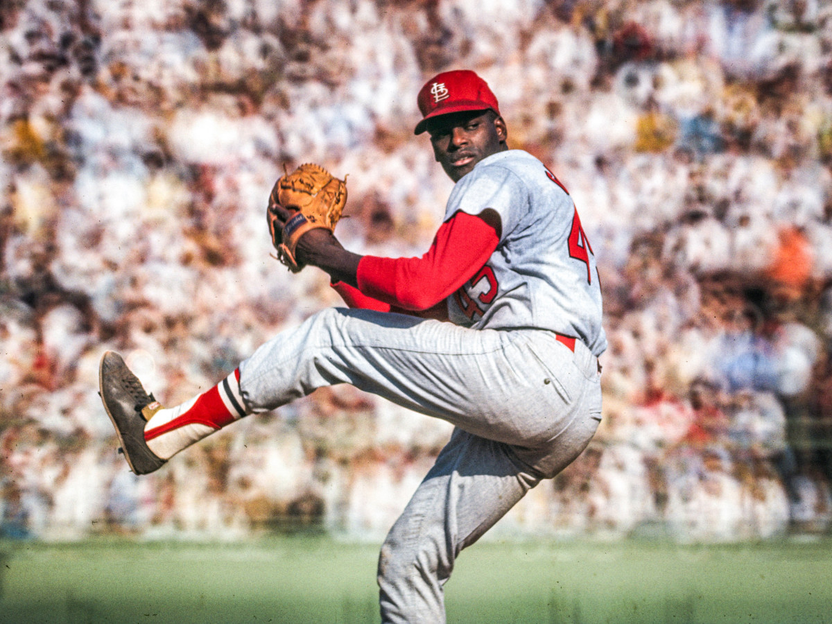 Bob Gibson had perhaps the greatest pitching season ever in 1968. His 1.12 ERA that year is the best single-season mark for a starting pitcher over the last 100 years.