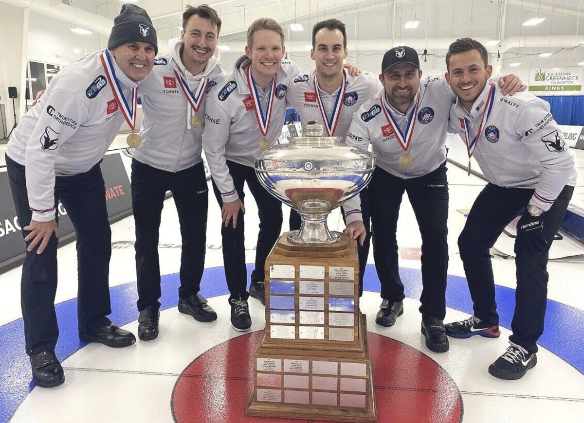 Team Dropkin • USA Curling