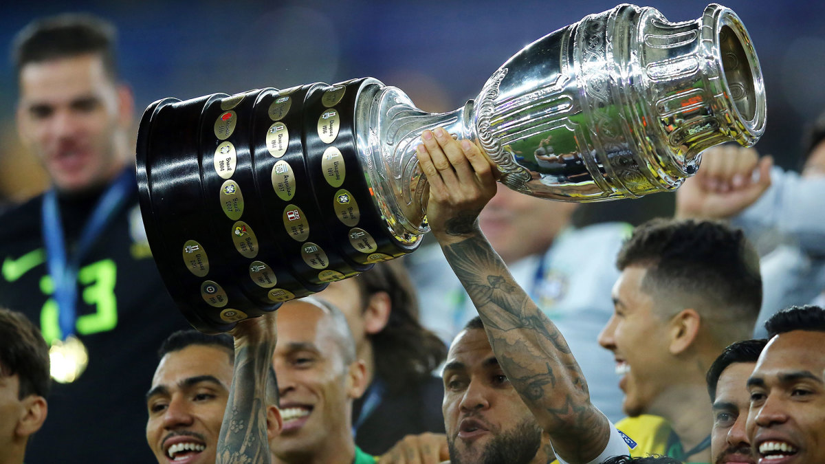 Brazil won the 2019 Copa America