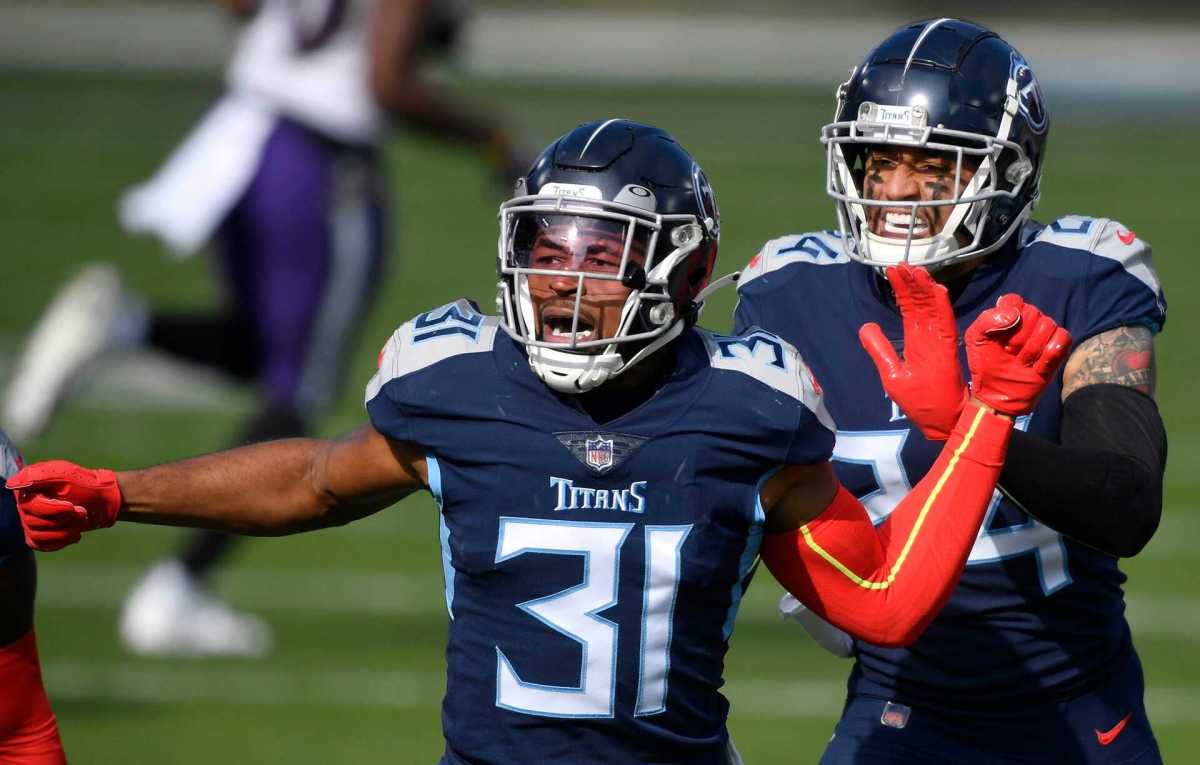 Tennessee Titans Kevin Byard