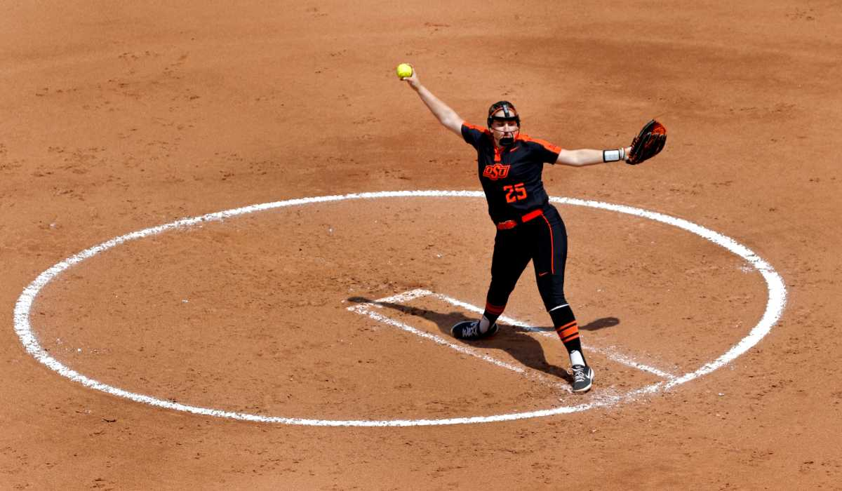 Carrie Eberle, Oklahoma State Cowgirls