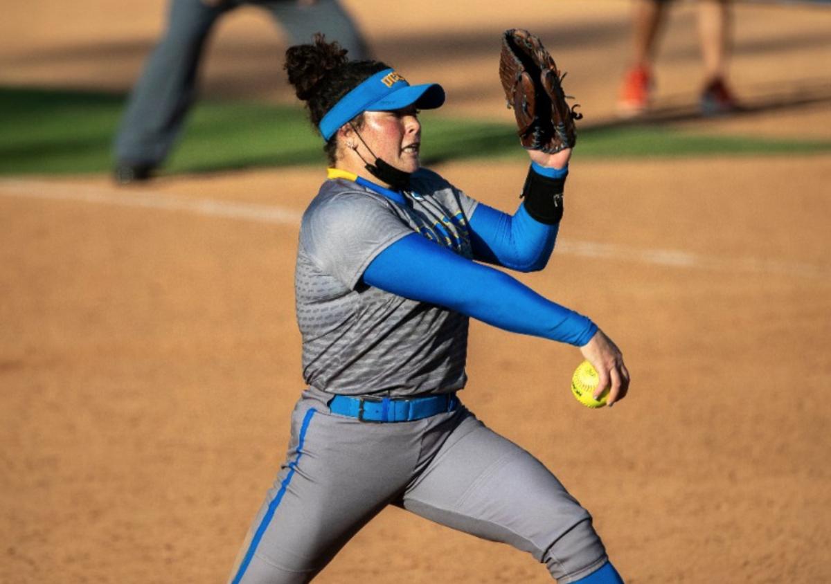 Rachel Garcia, UCLA Softball