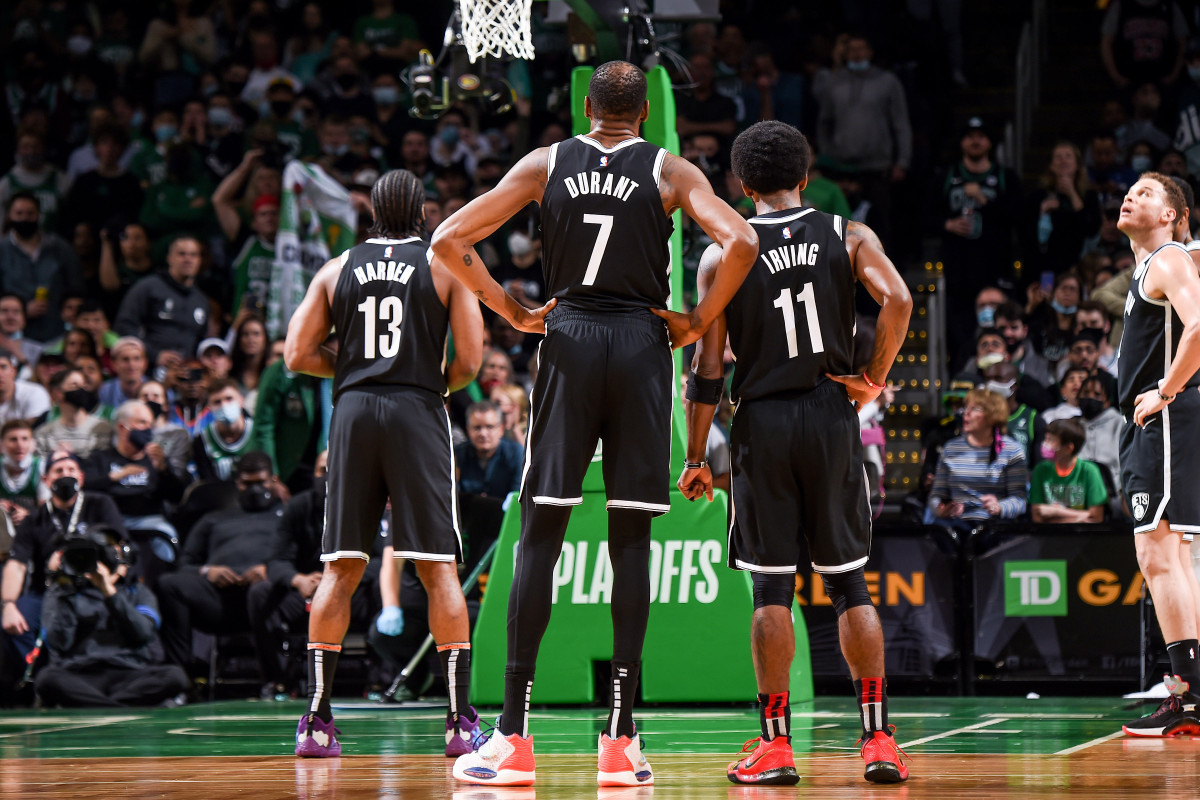 Can anyone stop the Nets?