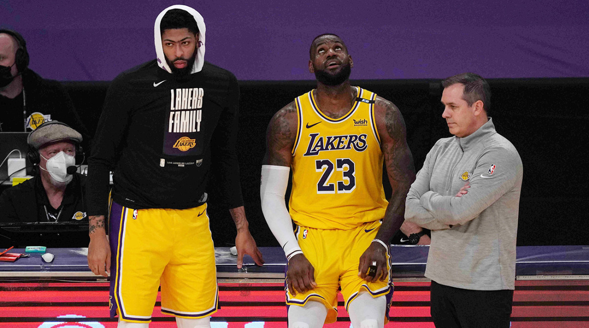 Lakers' 2021 offseason will require a roster overhaul.