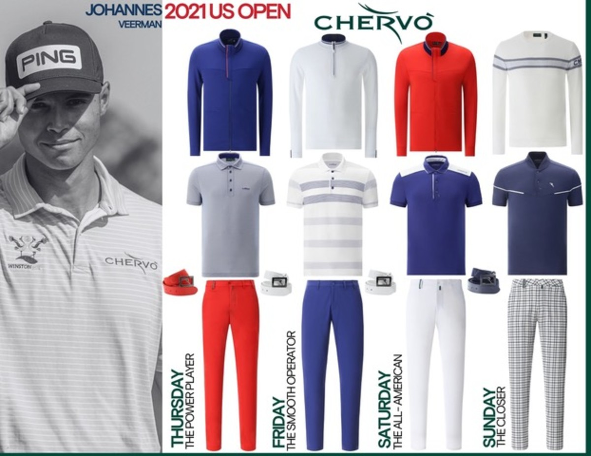 MEDIA- Chervo? Team Member- Joh annes Veerman- 2021 US Open