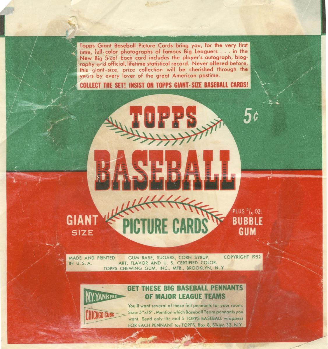 TBB 1952 wrap