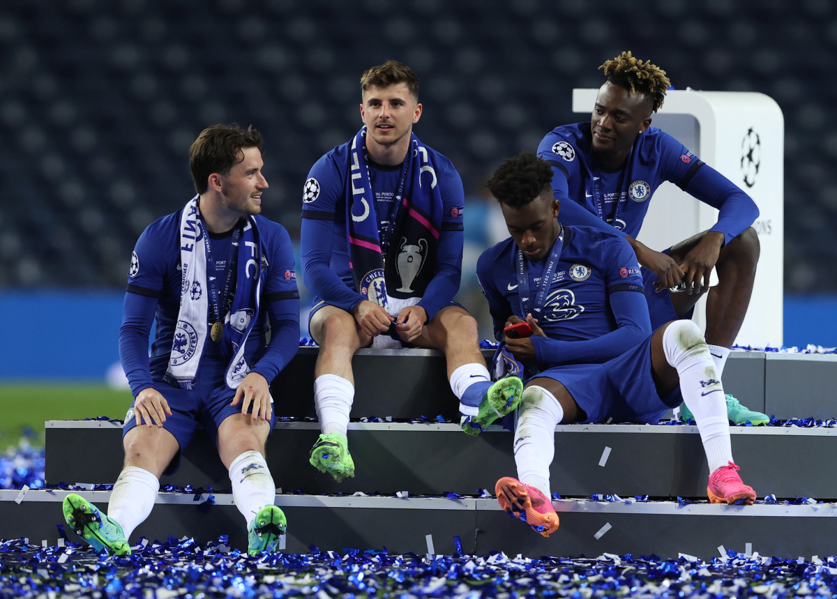 Chelsea's Ben Chilwell and Mason Mount have been in isoaltion since coming into contact with Billy Gilmour