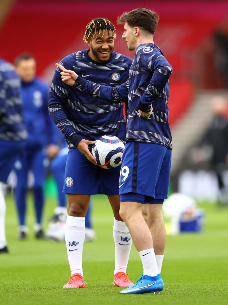 Both Reece James and Mason Mount are products of Chelsea's loan system