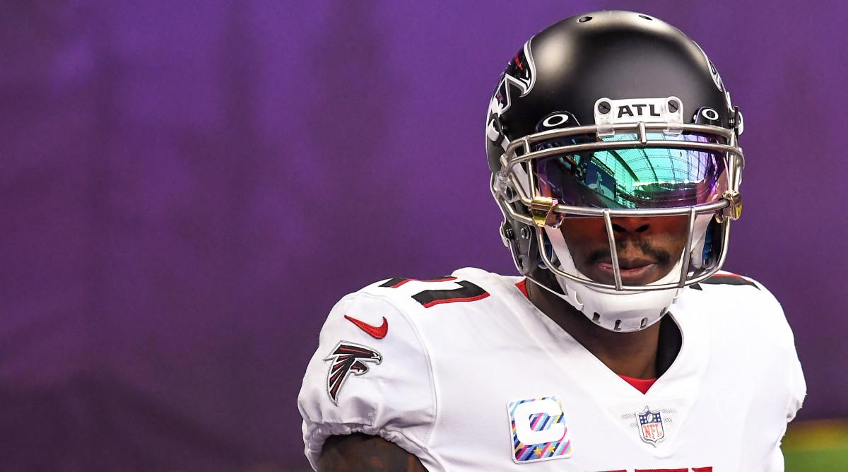 Julio Jones trade: Titans complete deal for Falcons ...
