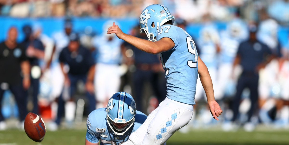 Former UNC Kicker Noah Ruggles Commits To Ohio State