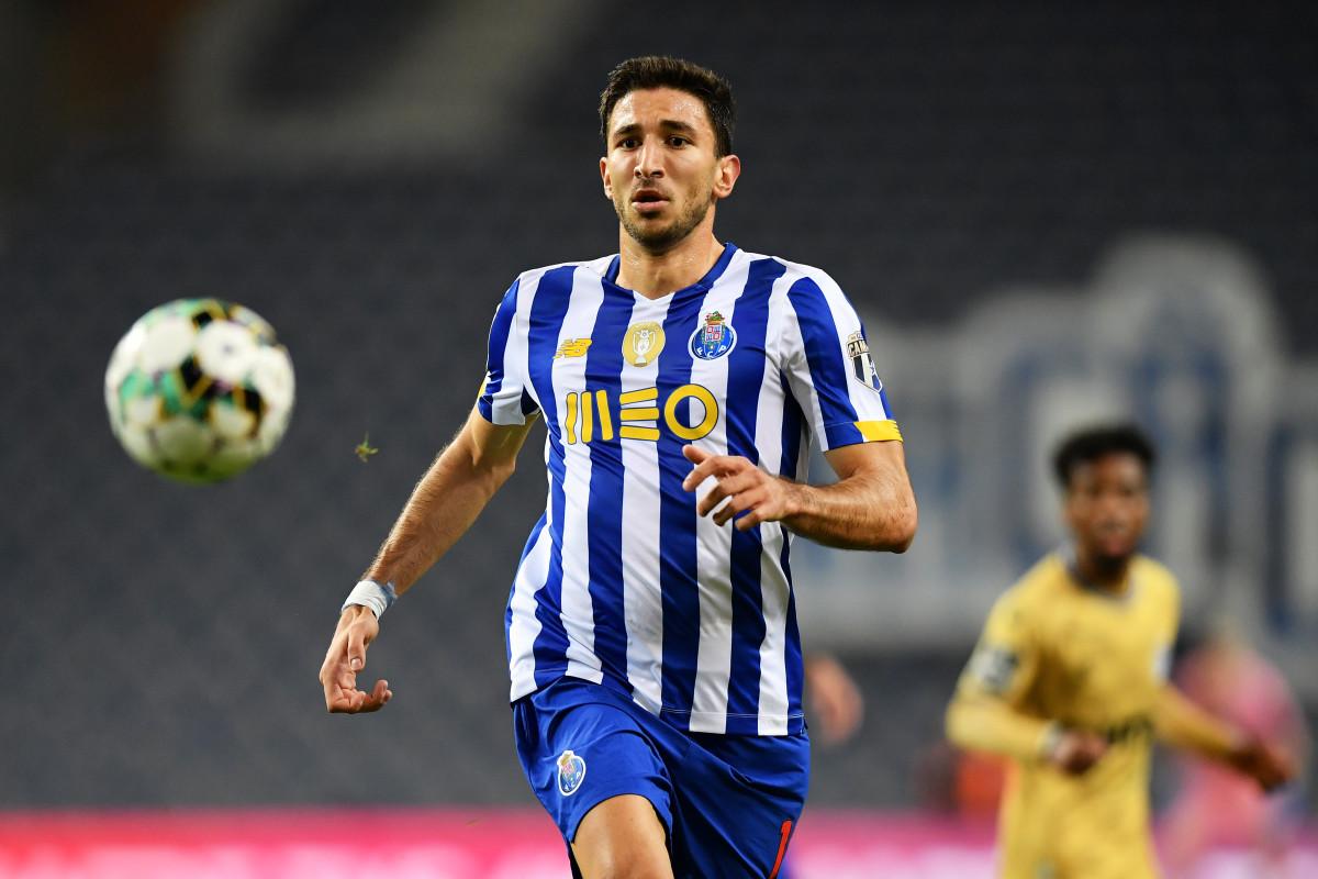 Marko Grujic for FC Porto / PRESSINPHOTO