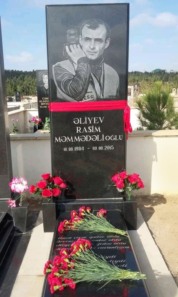 Aliyev's marks the fourth suspicious death of a journalist under the current president's rule.
