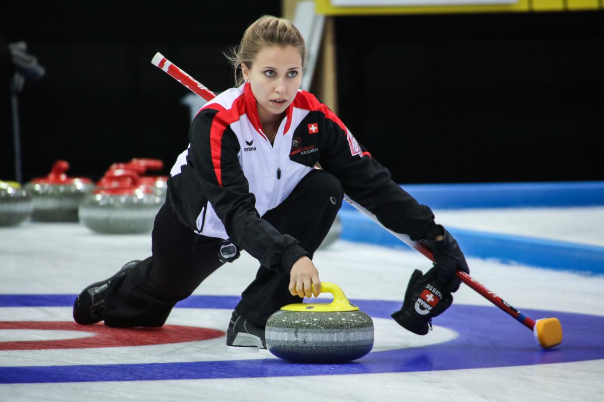 Elena Stern at the 2017 World Mixed • Alina Pavlyuchik-WCF