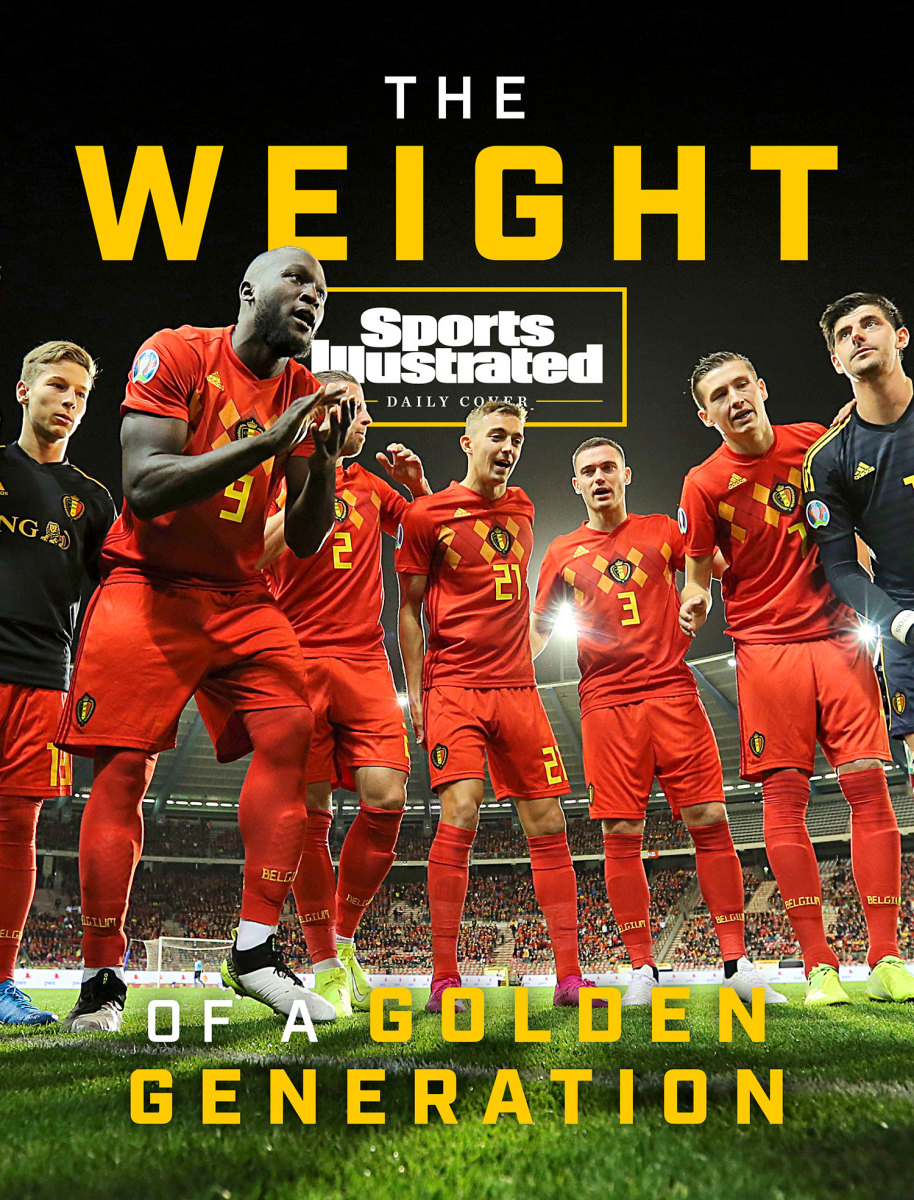 Belgium aims to win the European Championship