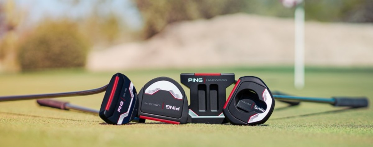 Ping 2021 putter line