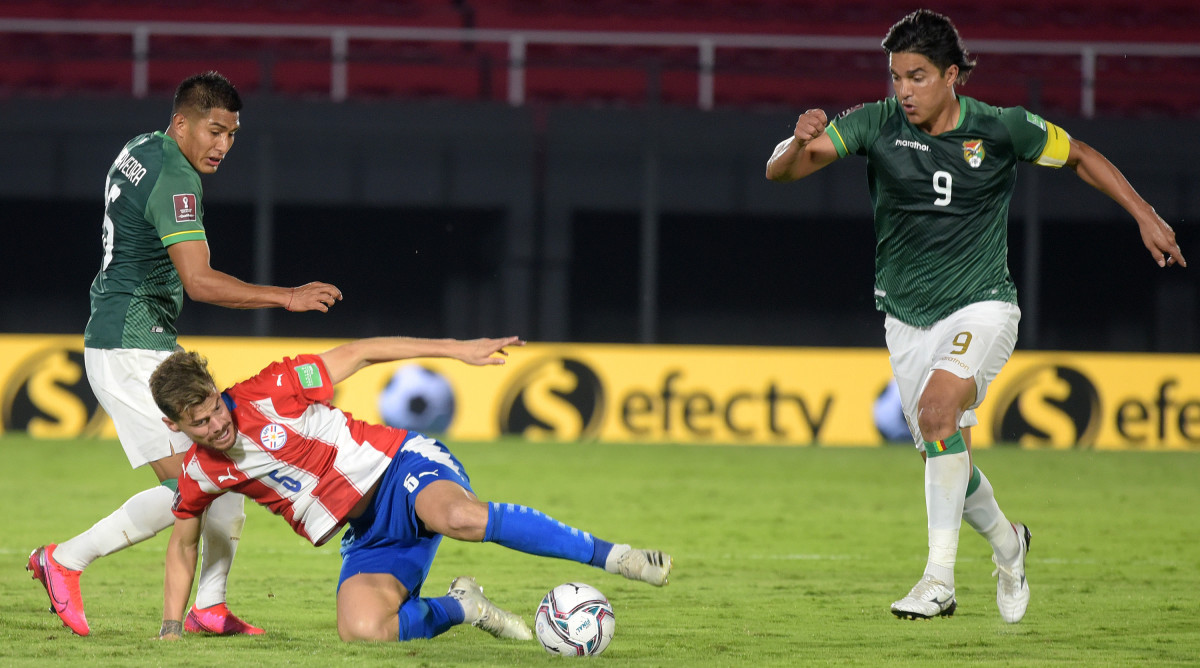How to Watch Paraguay vs. Bolivia