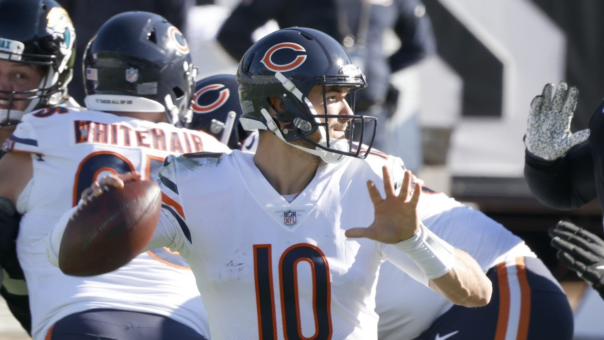 New Bills backup QB Mitchell Trubisky will need extra time working with receivers to build rapport.
