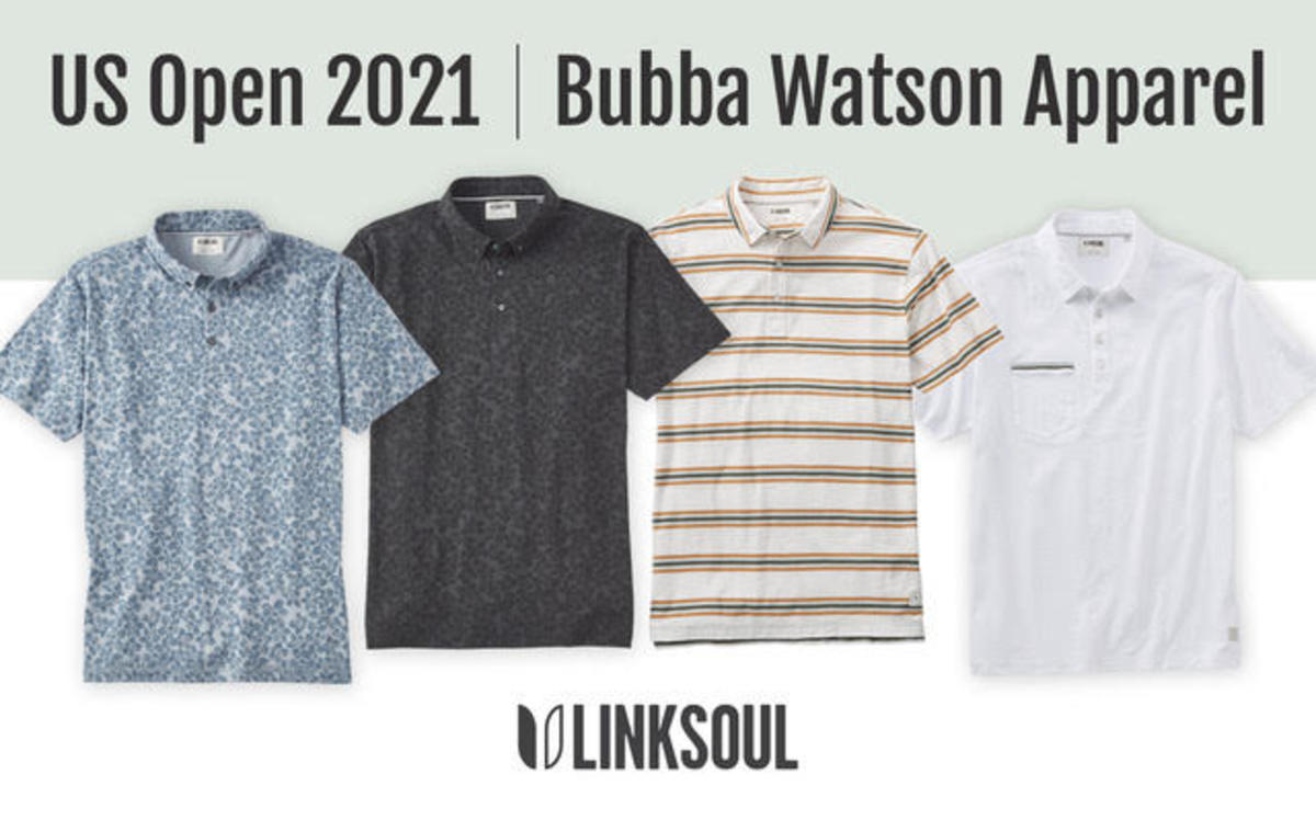 Linksoul-U.S. Open 2021 Bubba Watson