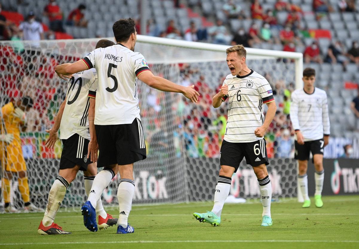 Germany beats Portugal at Euro 2020