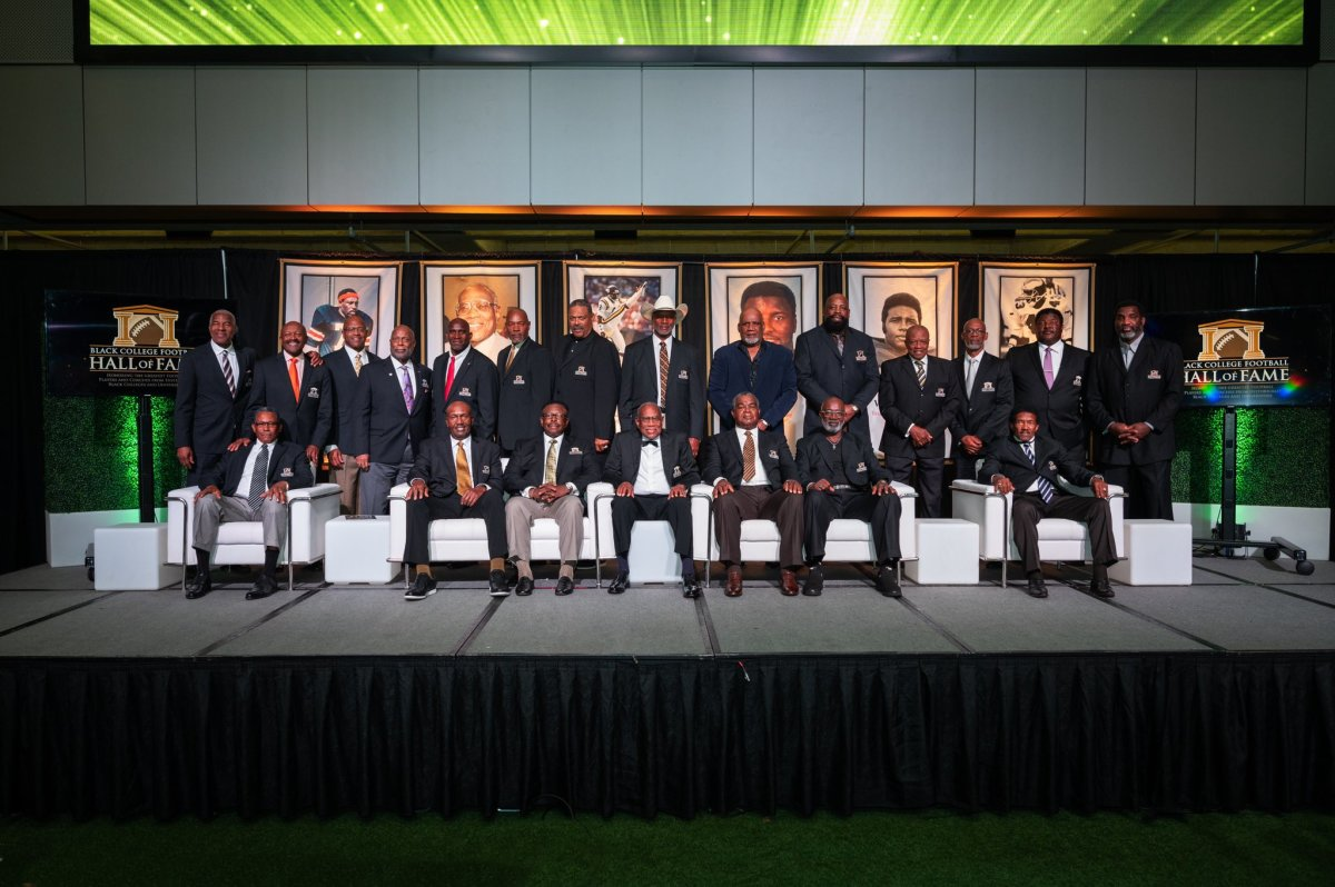 2021 Black College Football Hall of Fame Inductees