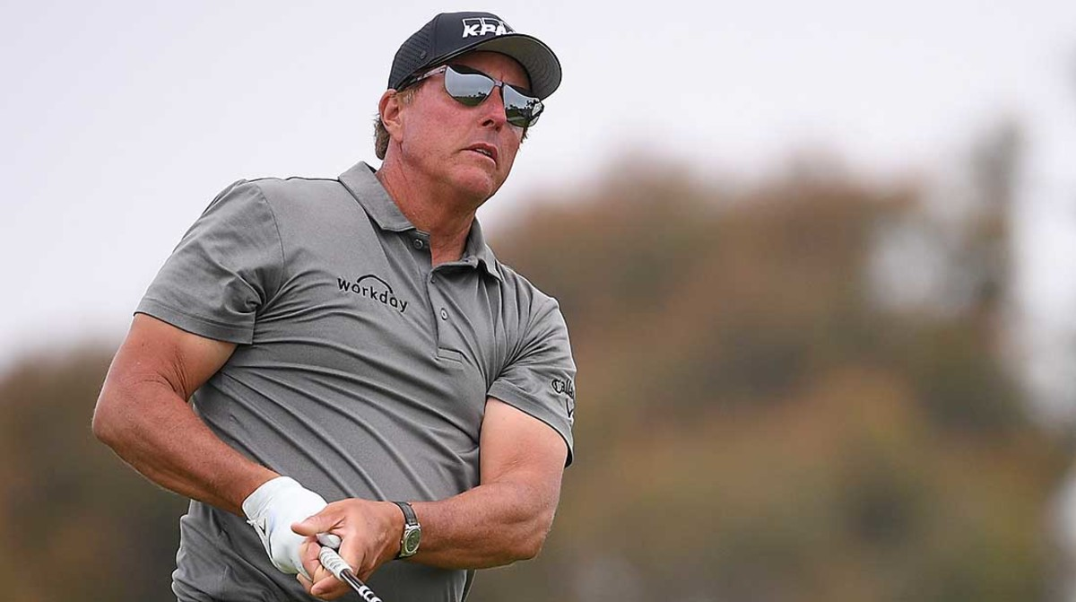 Phil Mickelson, 2021 US Open