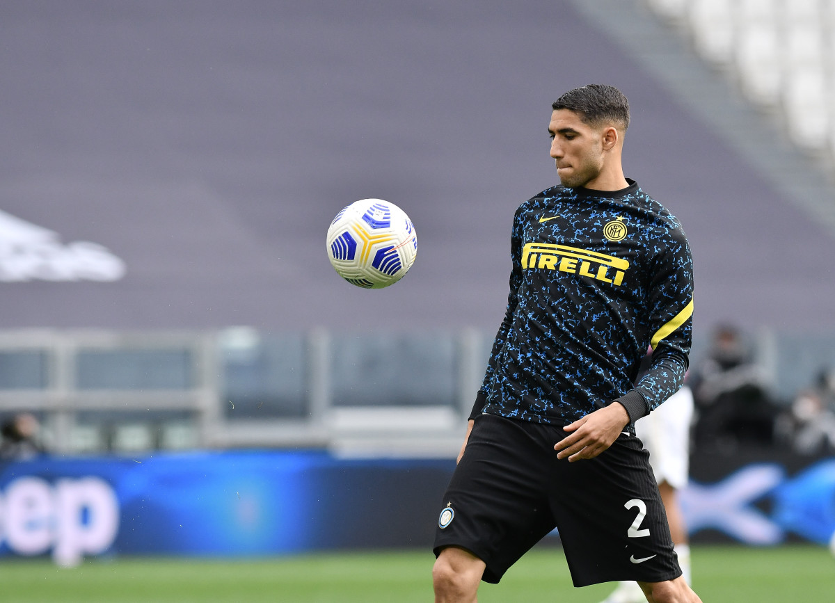 Chelsea are set to miss out on Achraf Hakimi