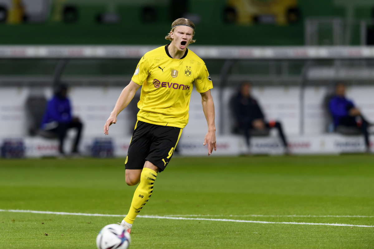 Chelsea are leading the pursuit for Erling Haaland this summer