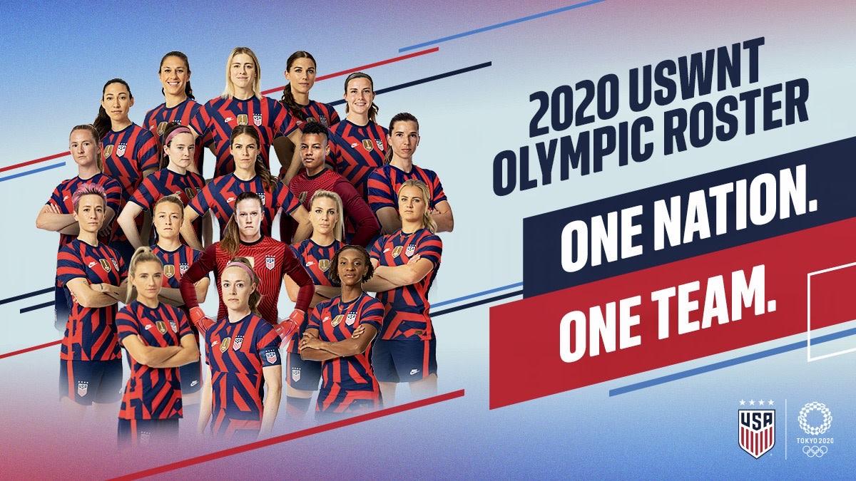 U.S. Olympic women's soccer team