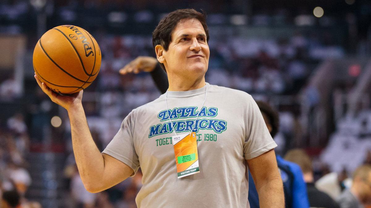 Mark Cuban Hits Back at Foolish 'NBA Is in Trouble' Narrative