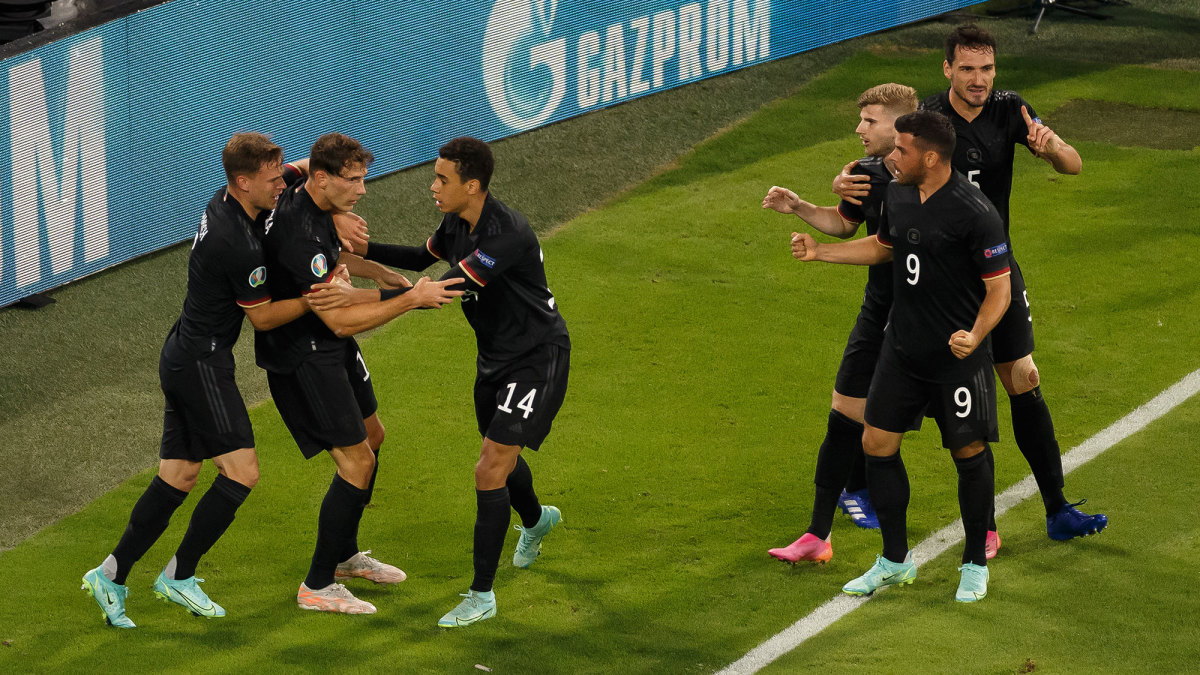 Germany survives to reach the Euro 2020 knockout stage