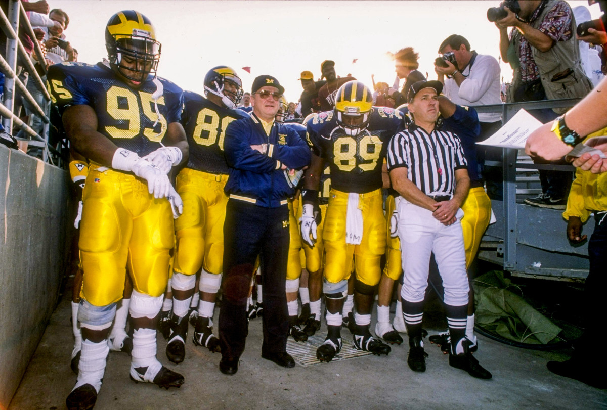 Schembechler's 194 wins top the Wolverines' coaching leaderboard—at what cost?