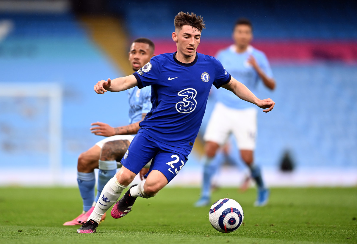 The midfielder has only made 11 Premier League appearances in the last two seasons at Chelsea